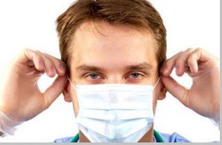Menggunakan masker - berbagaireviews.com