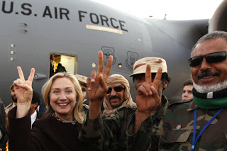 world news, hillary clinton goals for ISIS defeat
