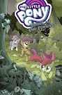 My Little Pony Spirit of the Forest Paperback 1 Comic Covers
