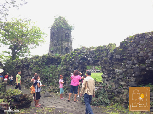 The Ruins of Cagsawa Church in Daraga [Architectural Heritage in Albay]
