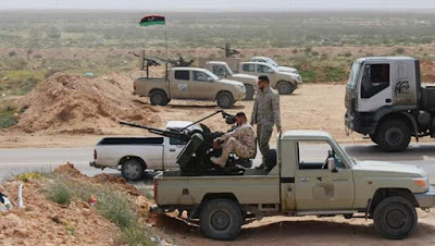 مقتل مواطن مغربي بليبيا جراء سقوط قذيفة لقوات حفتر