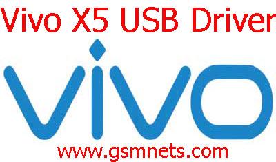 Vivo X5 USB Driver Download