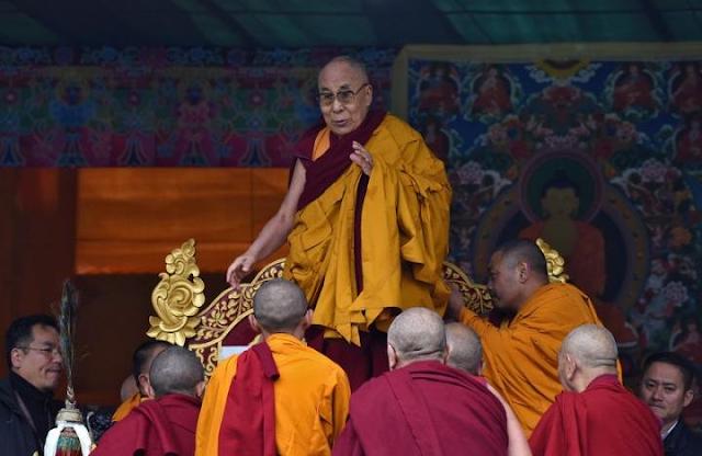 Hosting-Dalai-Lama-In-Arunachal-Pradesh