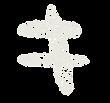 カタカナのペンキ文字「キ」