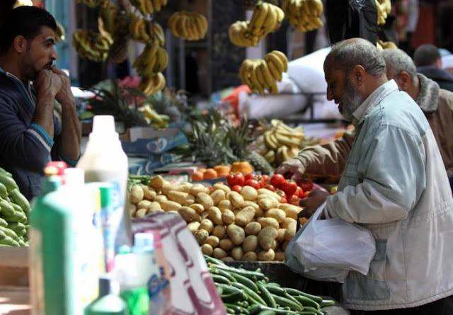 تسويق 10 ملايين قنطار من الخضر والفواكه وأكثر من 80 ألف طن من اللحوم بنوعيها خلال شهر رمضان