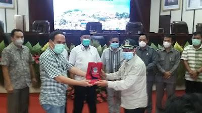 DPRD Tolitoli  Belajar Penyertaan Modal Perusahaan Daerah di Manado