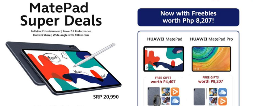 Huawei Best Mate For You Promo