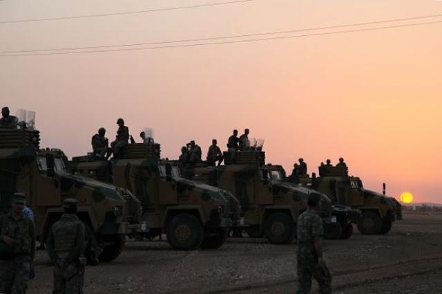 Αποχωρούν οι Κούρδοι από τη συριακή πόλη Ρας αλ-Άιν