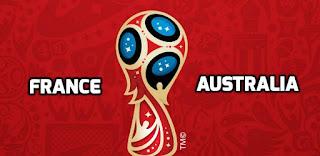 France vs Australia Live Stream