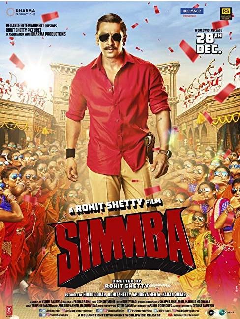 Simmba 2018 Hindi Movie Download Simmba Full Movie Download