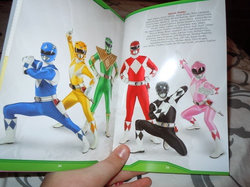 Why Mighty Morphin power rangers was so popular - Iain's Blog
