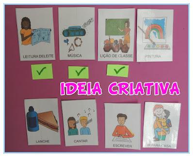 Rotina escolar para crianças autistas e estratégias de utilização