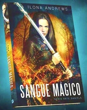 Sangue Mágico (Ilona Andrews)