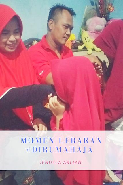 Momen Lebaran #DiRumahAja Ala Mombassador SGM Eksplor Bersama Si Kecil Anak Generasi Maju
