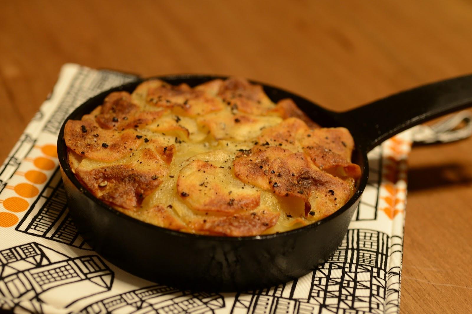 Cooking Experiment #1: Potato with a Fancy Name | Joie de
