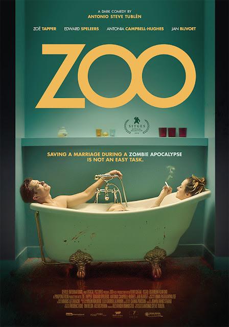 """¡¡A Martillazos!! Así es el nuevo clip de """"Zoo"""" (2019), una comedia de terror sueca con zombies"""