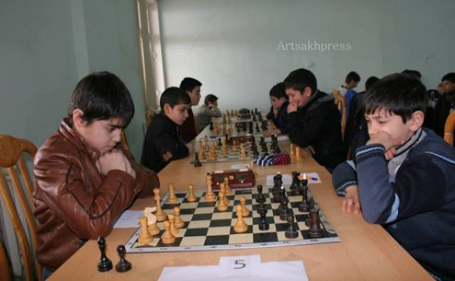 Armenia será sede del campeonato mundial de ajedrez escolar