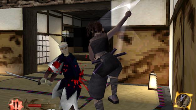 Tenchu - retro ninja games