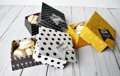 Graduation Hat Gift Boxes by Wendy Sue Anderson