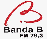 Rádio Banda B FM 79,3 de Curitiba PR