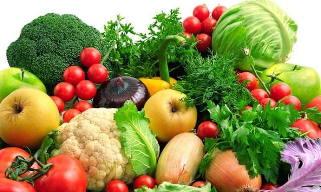 Perbanyak Makan Sayur dan Buah Bervitamin