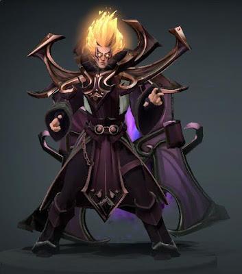 Invoker Dark Artistry Dota 2 Mods