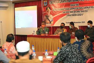 Forum Silaturahmi Kamtibmas - FSK Polres Tarakan