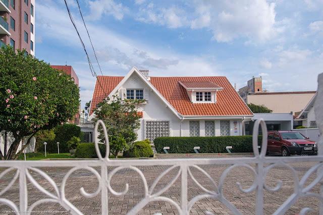 Casa na Rua Itupava 362