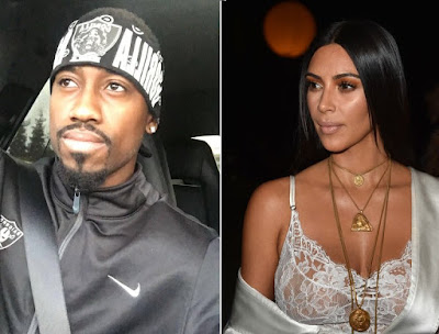 Kim Kardashian Is Allegedly Cheating On Kanye West With A Handsome NFL Player!!