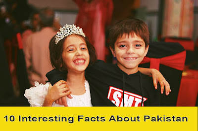 10 Interesting Facts About Pakistan - Amazing History Fact Pakistan.