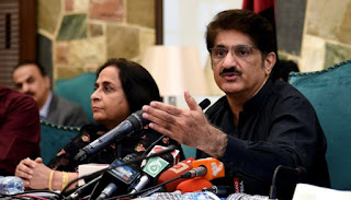 People do not panic, IDs coming from Iran have been identified, Chief Minister Sindh