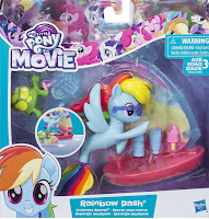 Rainbow Dash Undersea Sports at Target