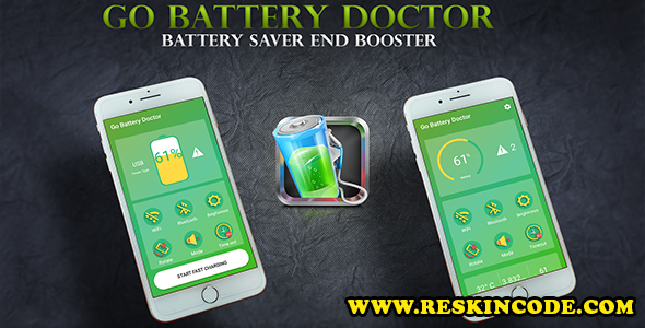 Go Battery Doctor Battery Saver End Booster