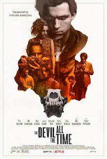 The Devil All the Time [2020] [CUSTOM HD] [DVDR] [NTSC] [Latino]
