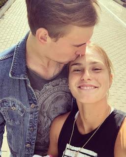 Aryna Sabalenka With Ex Boyfriend Matvei Kozhko