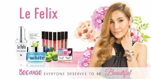 LE FELIX | BECAUSE EVERYONE DESERVES TO BE BEAUTIFUL