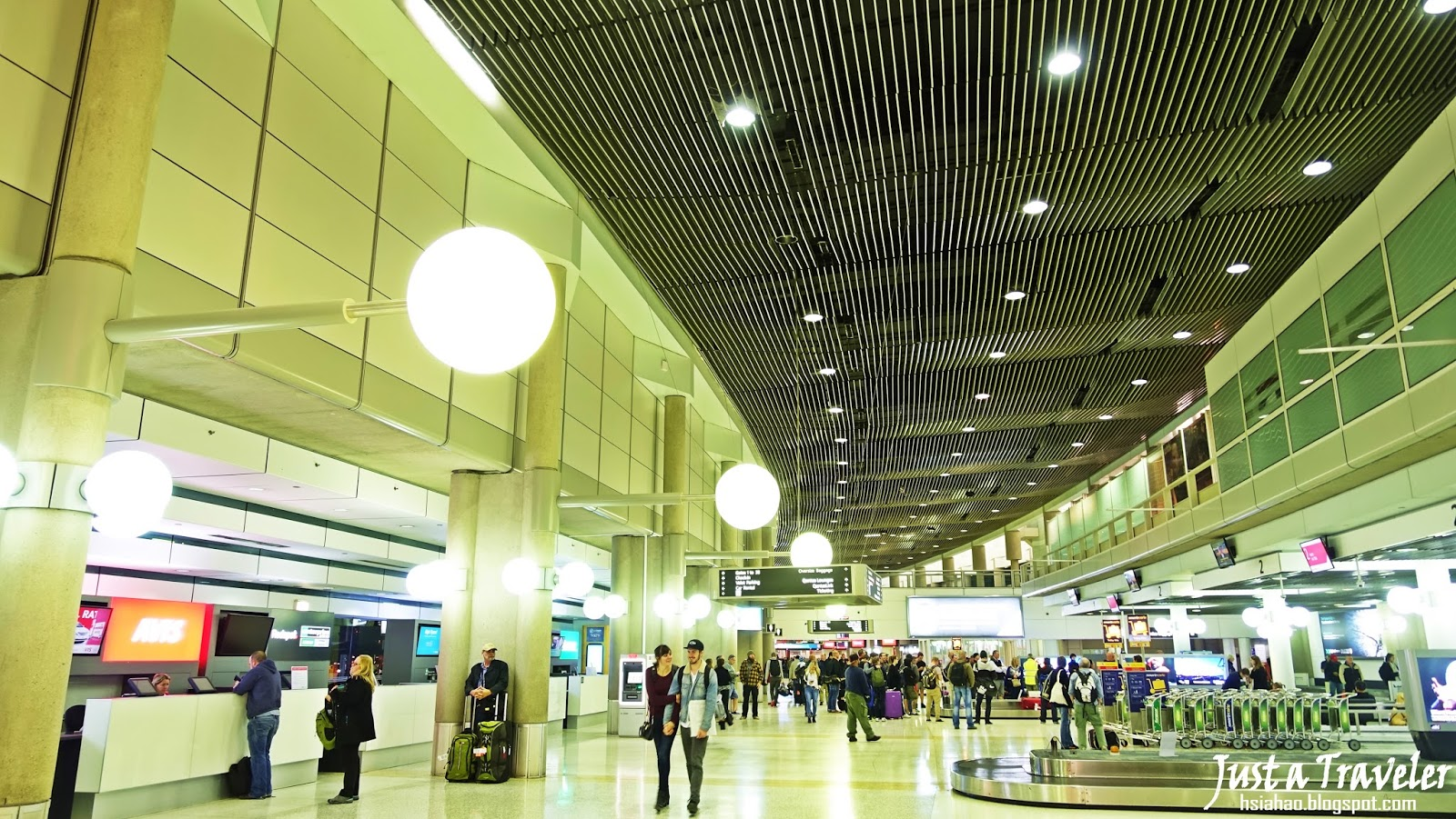 澳洲-廉航-廉價航空-布里斯本機場-國內線機場-塔斯馬尼亞-荷伯特機場-捷星-維珍-機票-訂票-Australia-Budget-Airline-Brisbane-Tasmania-Airport-Jetstar-Virgin