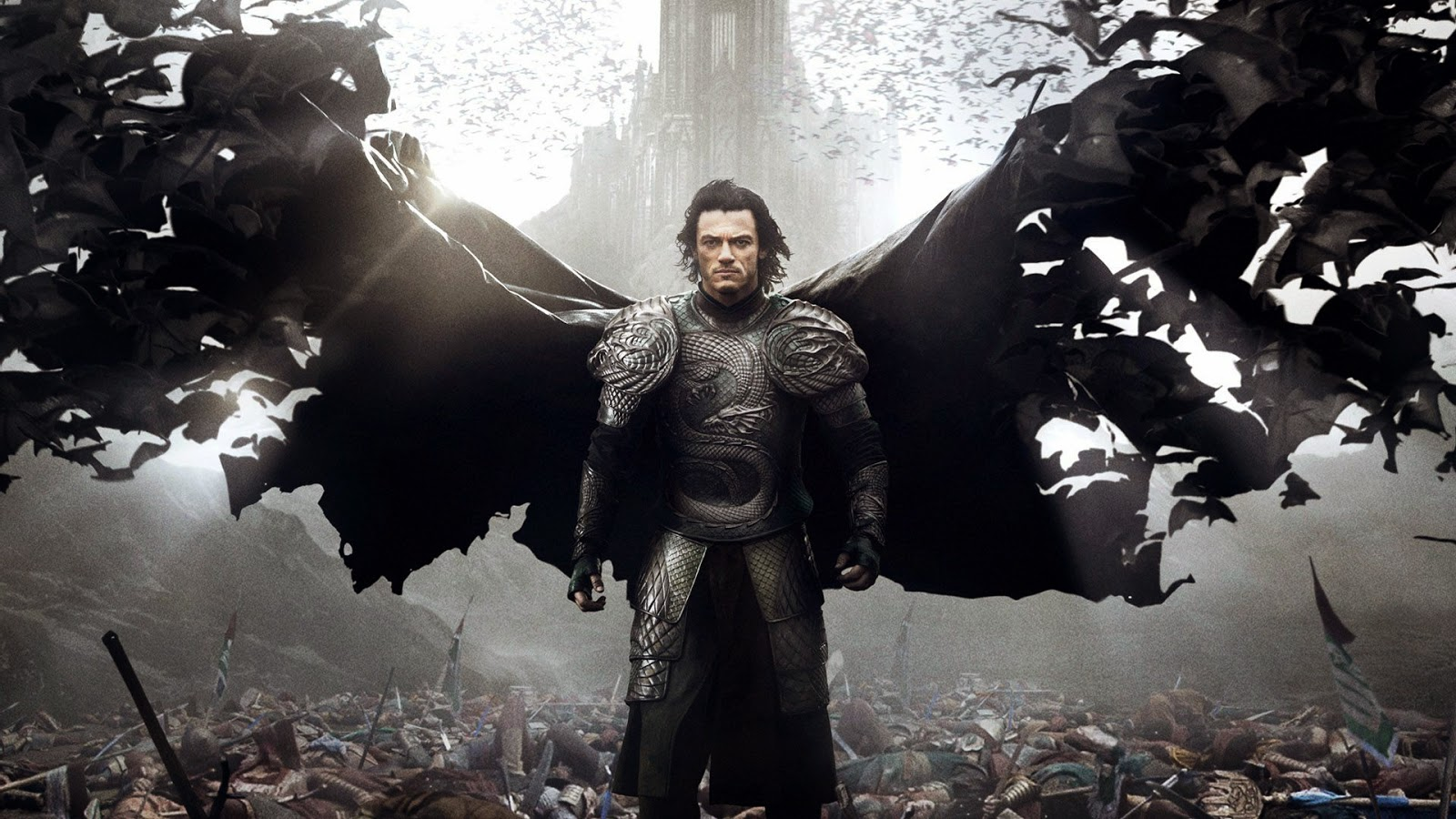 Dracula Untold Retina Movie Wallpaper: North/South Film: Chris's Review: 'Dracula Untold' Removes
