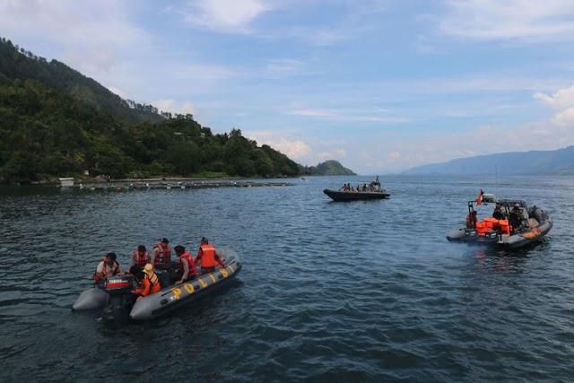 Basarnas akan Menganalisa Temuan Objek di Kedalaman 490 Meter di Danau Toba