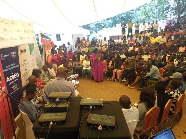 Peoples' Dialogue Forum in Nairobi. PHOTO | CMDK