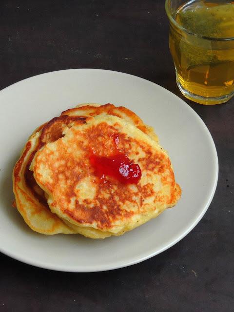 American Potato Breakfast pancakes, Potato Pancakes