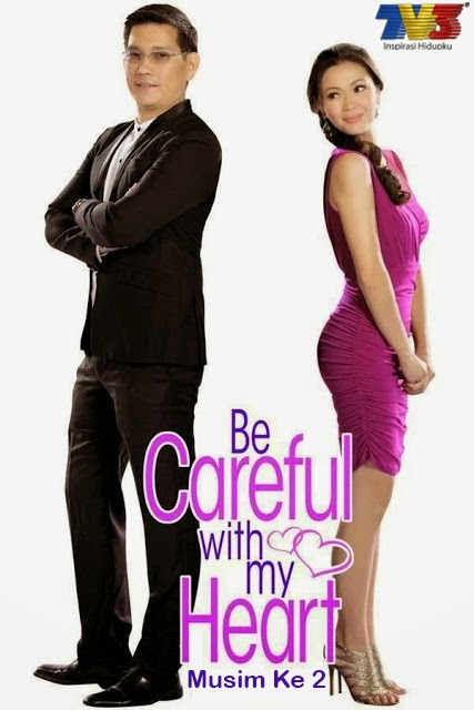 TONTON BE CAREFUL WITH MY HEART ( MUSIM 2 ) FULL EPISOD