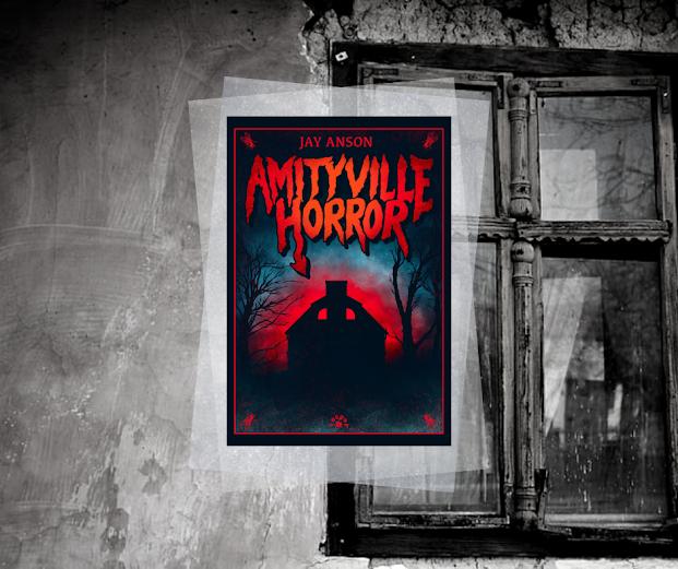 #486. Amityville Horror   Jay Anson