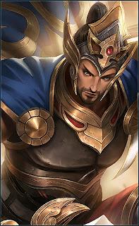 Minsitthar Gilded King Heroes Fighter of Skins V1