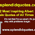 Top 52 Most Inspiring Albert Einstein Quotes of All Times