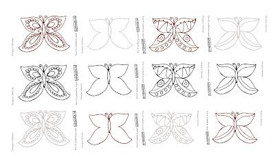 Printable Butterfly coloring pages. Бабочка раскраска. Распечатать для детей.