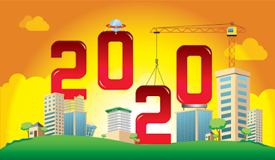 Happy New Year 2020 Facebook Profile Images