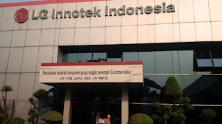 Lowongan Kerja Operator Produksi Cikarang PT. LG Innotek Indonesia
