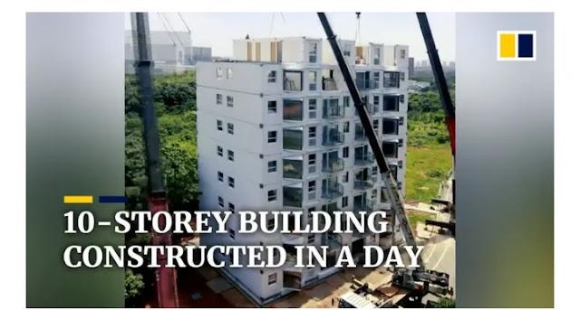 10-Storey Building