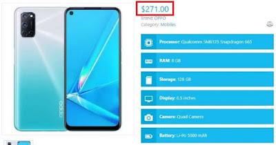 harga smartphone dan konversi dolar ke rupiah